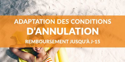 Mesures d'annulation flexibles