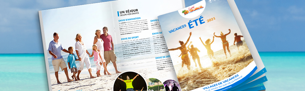 brochure lamisoleil village de vacances france