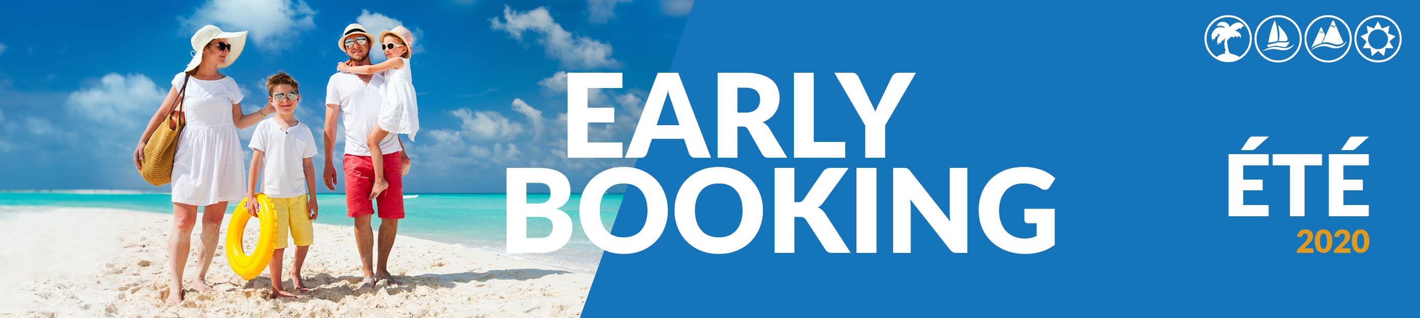 Banner email earlybooking